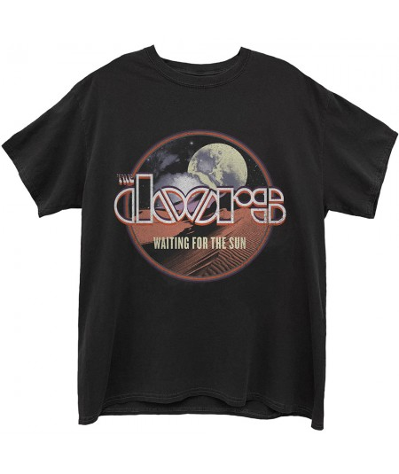Tricou Unisex The Doors: Waiting For The Sun
