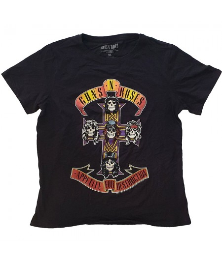 Tricou Dama Guns N' Roses: Appetite for Destruction