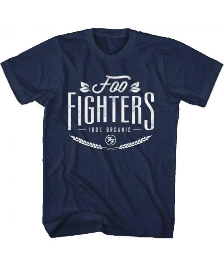Tricou Unisex Foo Fighters: 100% Organic