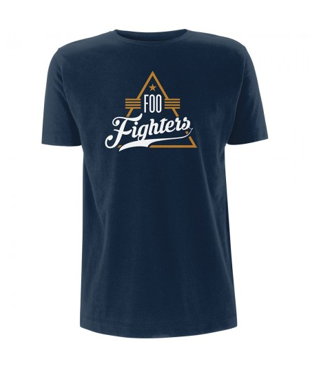 Tricou Unisex Foo Fighters: Triangle