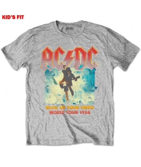 Tricou Copil AC/DC: Blow Up Your Video
