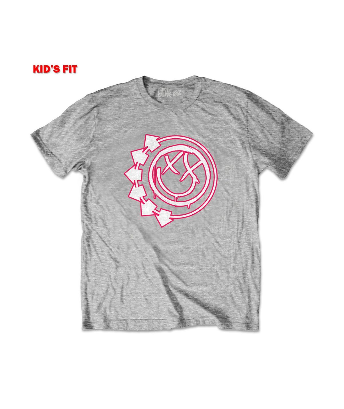 Tricou Copil Blink-182: Six Arrow Smiley