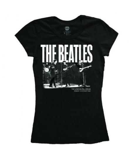 Tricou Dama The Beatles: 1963 The Palladium