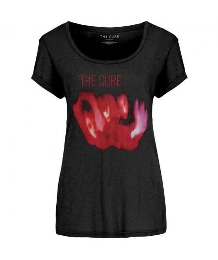 Tricou Dama The Cure: Pornography