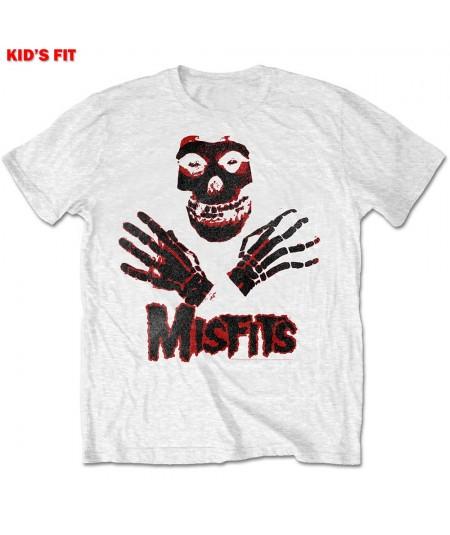 Tricou Copil Misfits: Hands
