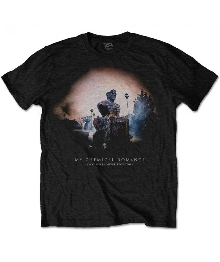 Tricou Unisex My Chemical Romance: May Death Cover