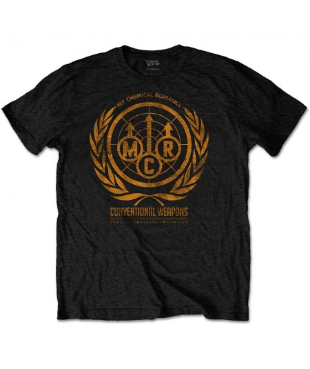 Tricou Unisex My Chemical Romance: Conventional Weapons