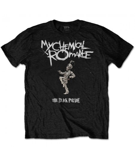 Tricou Unisex My Chemical Romance: The Black Parade Cover