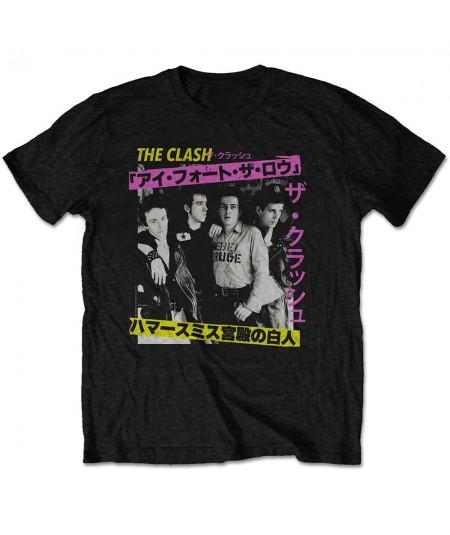Tricou Unisex The Clash: London Calling Japan Photo