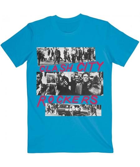Tricou Unisex The Clash: City Rockers