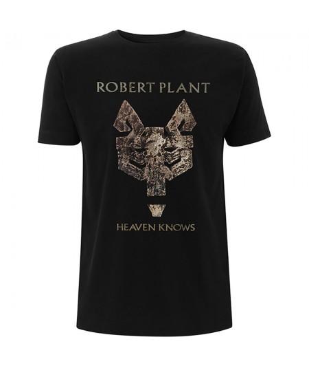 Tricou Unisex Robert Plant: Heaven Knows