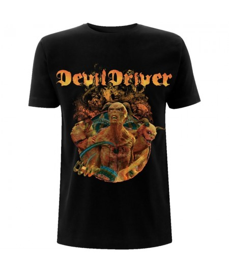 Tricou Unisex DevilDriver: Keep Away from Me
