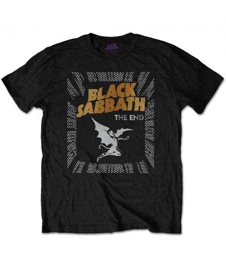 Tricou Unisex Black Sabbath: The End Demon