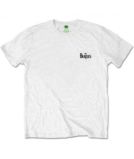 Tricou Unisex The Beatles: Drop T Logo