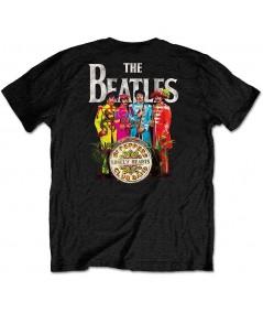 Tricou Unisex The Beatles: Sgt Pepper