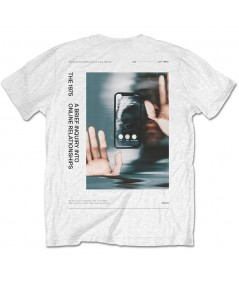 Tricou Unisex The 1975: ABIIOR Side Face Time