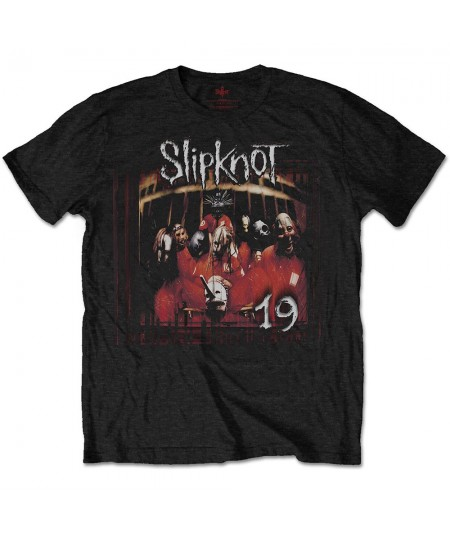 Tricou Unisex Slipknot: Debut Album 19 Years