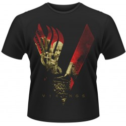 Tricou Vikings: Blood Sky