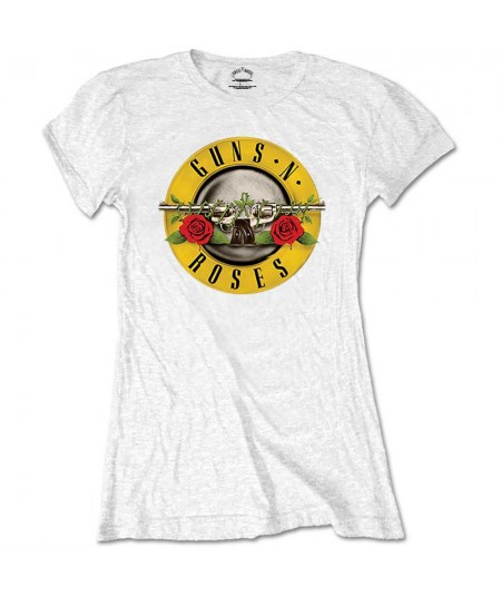 Tricou Dama Guns N' Roses: Classic Logo