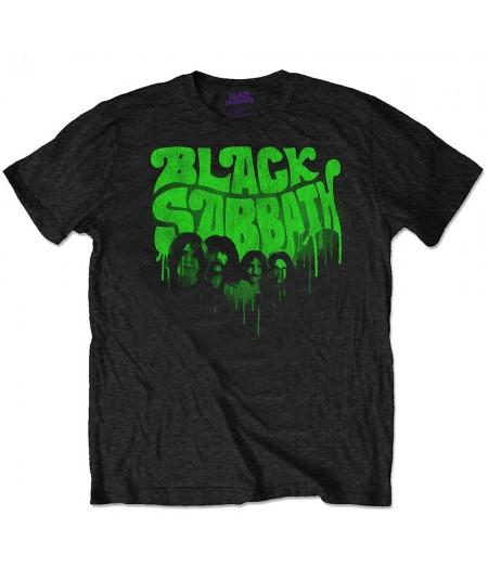 Tricou Unisex Black Sabbath: Graffiti