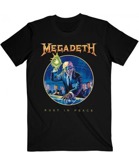 Tricou Unisex Megadeth: RIP Anniversary