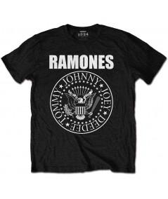 Tricou Unisex Ramones: Presidential Seal