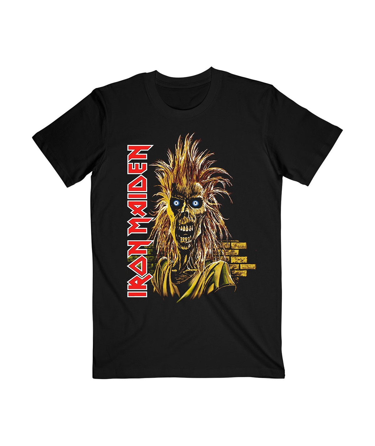 Tricou Unisex Iron Maiden: First Album 2