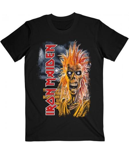 Tricou Unisex Iron Maiden: First Album Track List V.3