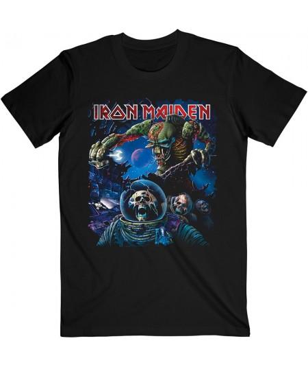Tricou Unisex Iron Maiden: Final Frontier