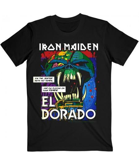 Tricou Unisex Iron Maiden: El Dorado