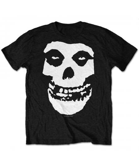 Tricou Unisex Misfits: Classic Fiend Skull
