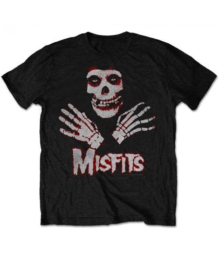 Tricou Unisex Misfits: Hands