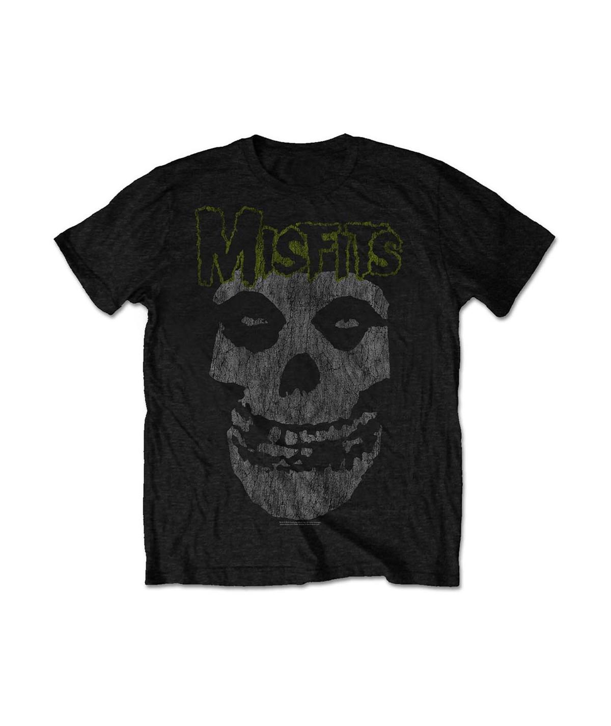 Tricou Unisex Misfits: Classic Vintage