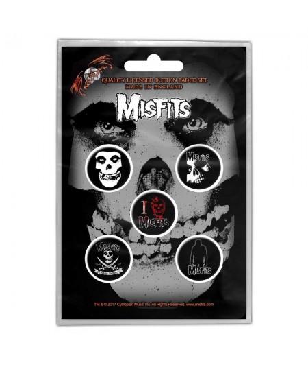 Insigne Misfits: Skull