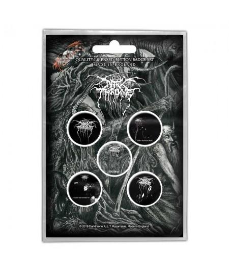 Insigne Darkthrone: Old Star