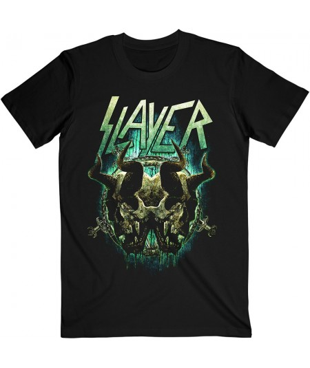 Tricou Unisex Slayer: Daemonic Twin