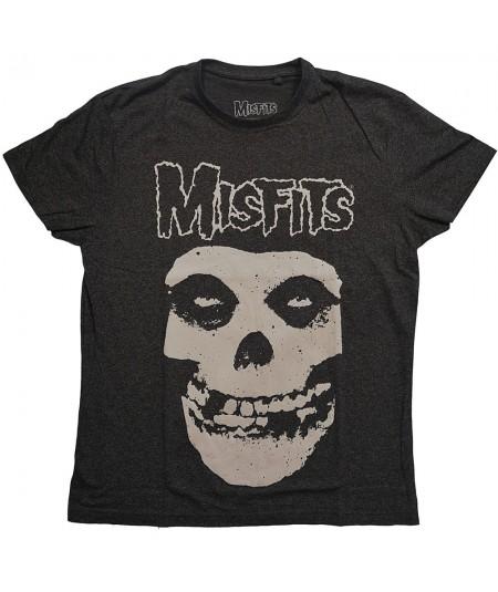Tricou Unisex Misfits: Logo & Fiend