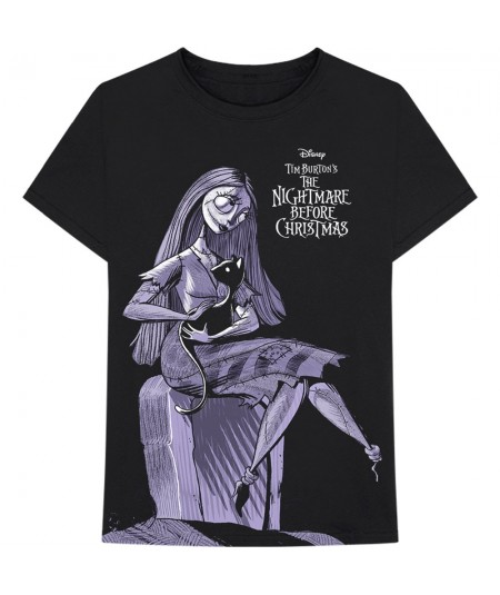 Tricou Unisex The Nightmare Before Christmas: Sally