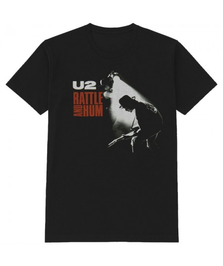 Tricou Unisex U2: Rattle & Hum