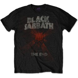 Black Sabbath: The End (tricou)