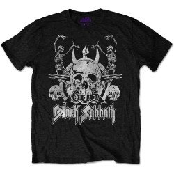 Black Sabbath: Dancing (tricou)