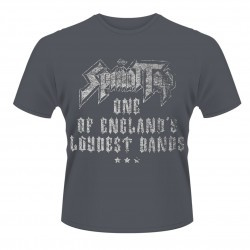 Tricou Spinal Tap: Loudes Band