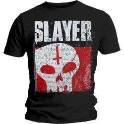 Tricou Slayer: Undisputed Attitude Skull