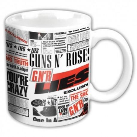 Cana Guns N' Roses: Lies
