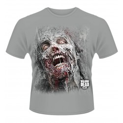 The Walking Dead: Jumbo Walker Face (tricou)