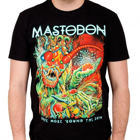 Tricou Mastodon: Once More Round The Sun