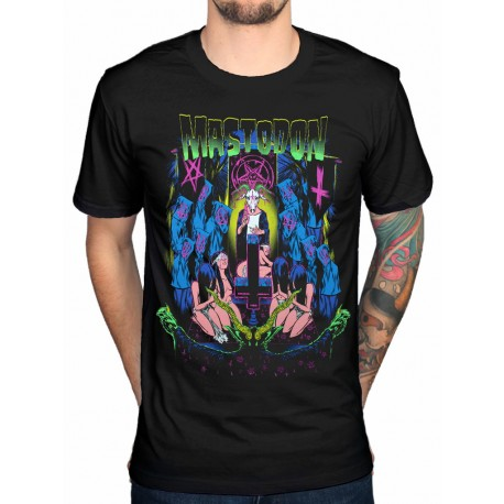 Tricou Mastodon: Unholy Ceremony