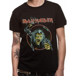 Tricou Iron Maiden: Eddie Hook