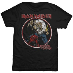 Tricou Iron Maiden: The Number Of The Beast