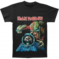 Tricou Iron Maiden: Final Frontier Album